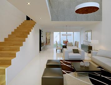 Inmobiliaria ark3 for Recamaras modernas con closet